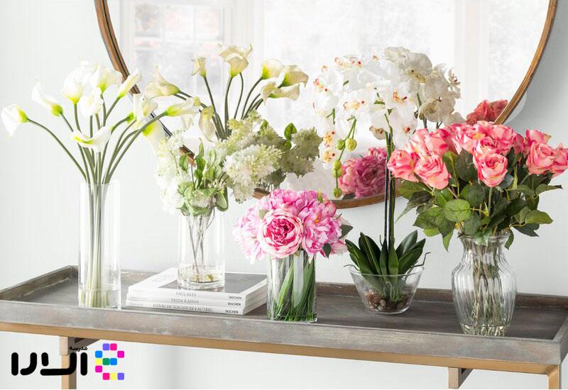 گل آرایی با گل شیپوری